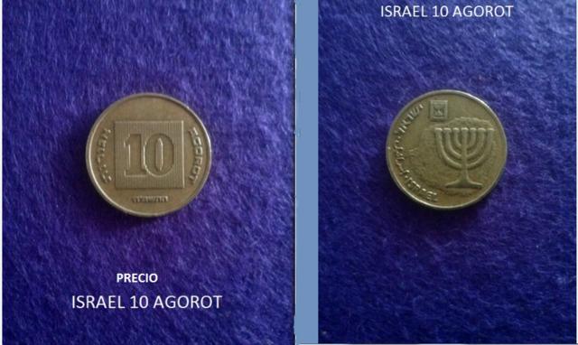 Moneda Antigua De Israel