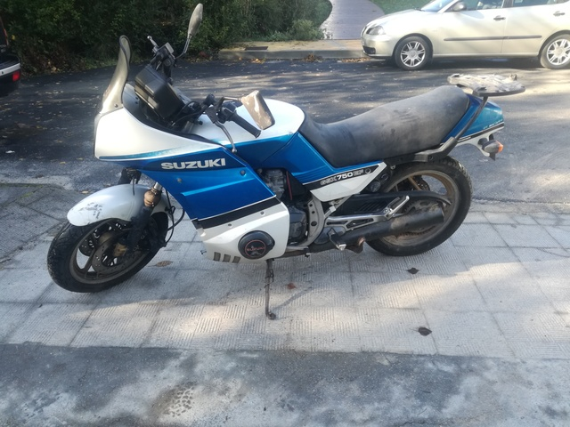 Vicma Espejo para Suzuki Gsx 600R//750R 98 Derecho Plata