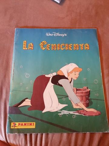 Album La Cenicienta
