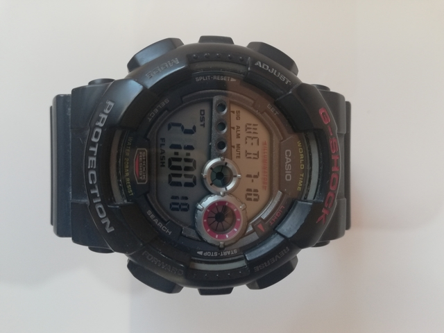 sneakers for cheap 68a17 c19fd RELOJ CASIO 3263-GD100