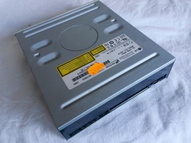 GRABADOR PC CD LG IDE - foto 1