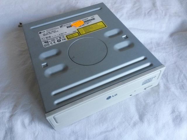 GRABADOR PC CD LG IDE - foto 2