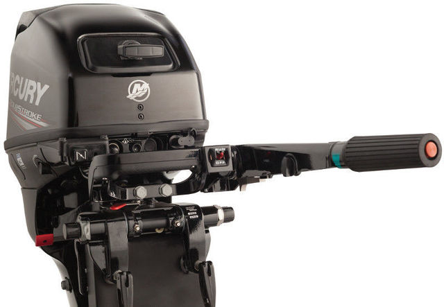OFERTA MOTOR MERCURY F15M (2020) - foto 2