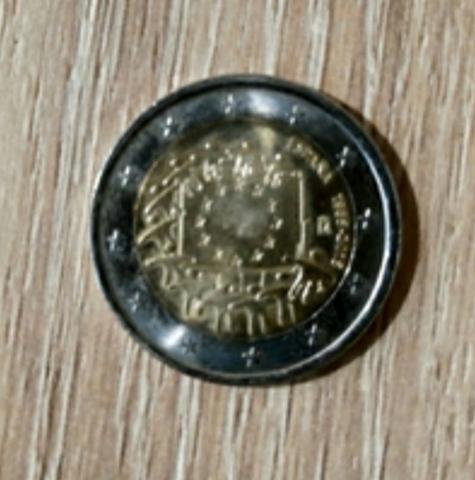 España 2 Euros Moneda Conmemorativa 2015