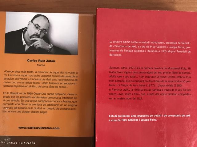 LIBROS LITERARIOS ESO/BACHILLERATO - foto 5