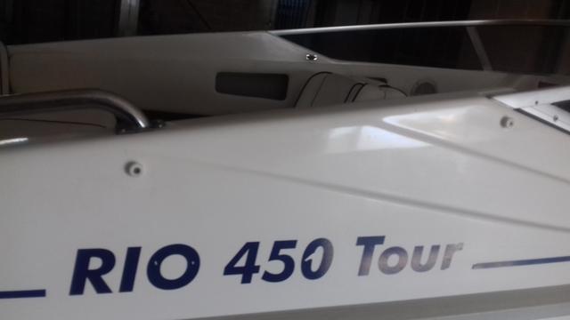 RIO 450 TOUR+MERCURY 60CV - foto 7