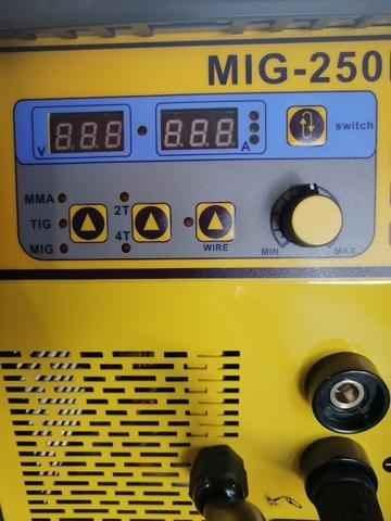 MIG+TIG+MMA 250A - foto 2
