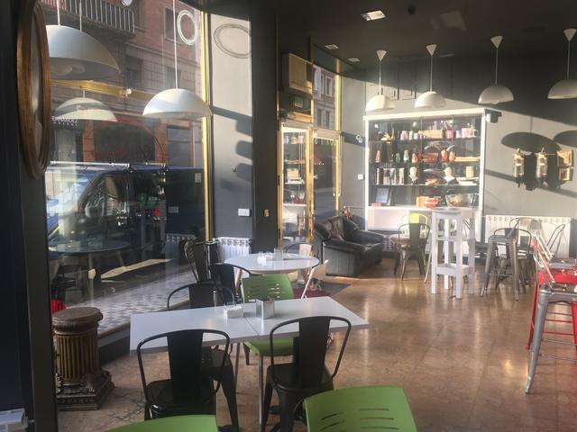 TRASPASO SEGUNDO ENSANCHE CAFETERÍA - foto 7