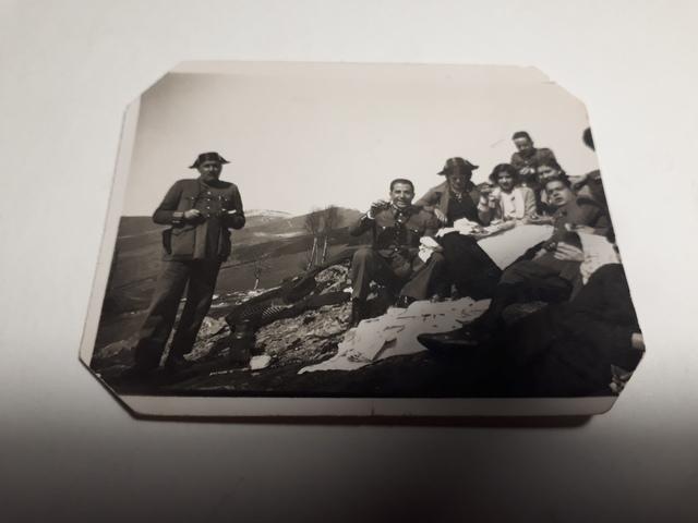 Foto Guardia Civil Guerra Civil Española