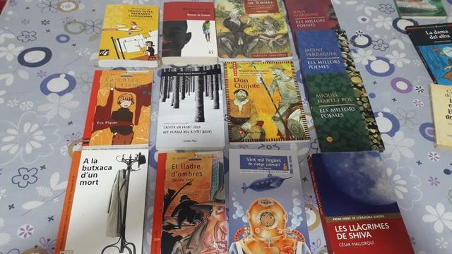 VENDO LIBROS DE LECTURA Y DE BAT - foto 2