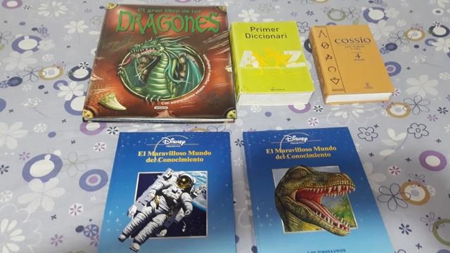 VENDO LIBROS DE LECTURA Y DE BAT - foto 4
