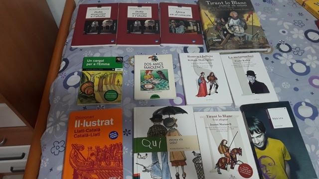 VENDO LIBROS DE LECTURA Y DE BAT - foto 6