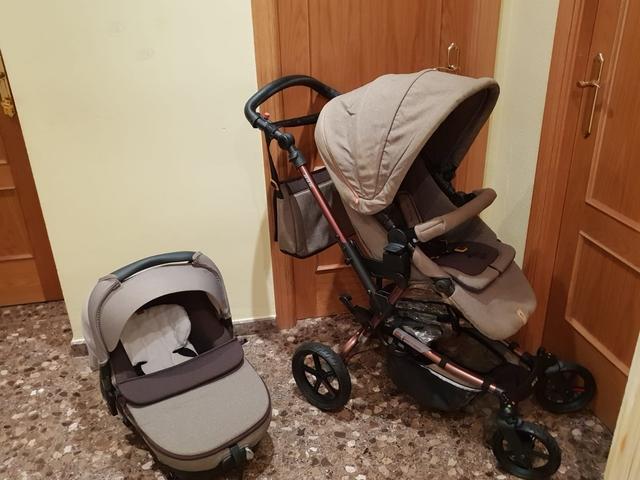 MILANUNCIOS | Jane epic. Coches de bebe jane epic. Venta de