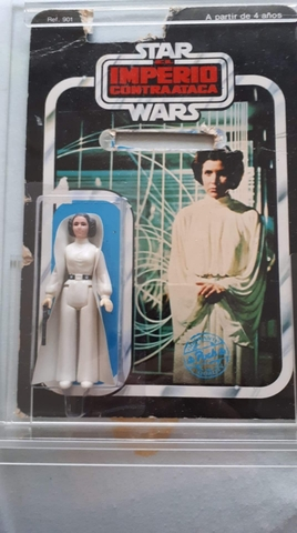 Compro Figuras Star Wars Guerra Galaxias