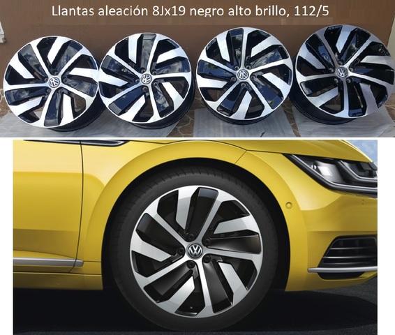 Llantas acero 7 j x 16 et 42 modelos audi a4 s4