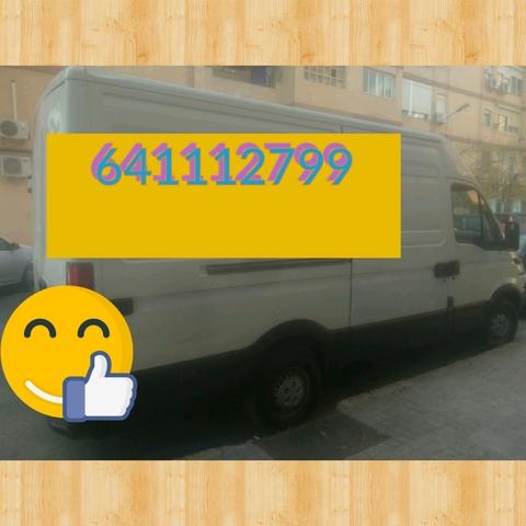 ALQUILER DE FURGONETAS 641112799 - foto 1