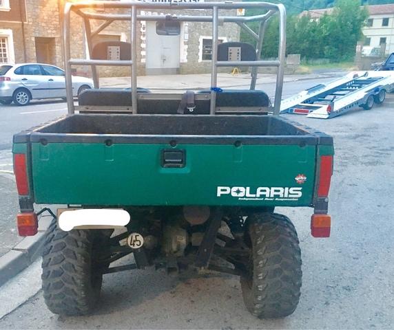 POLARIS RANGER 500 4X4 GASOLINA PICK-UP - foto 6