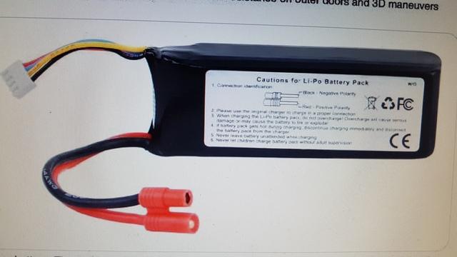 10 unidades, 20 cm JST-XH 2S Alargador de equilibrio de bater/ía para bater/ías Li-Po