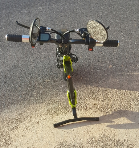 MOTO ELÉCTRICA HAND BIKE - foto 5