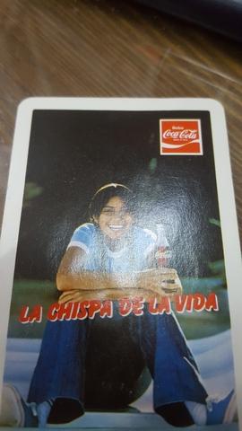 FOURNIER COCA COLA 1979 - foto 1