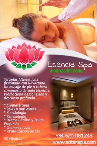 efectos secundarios fantásticos de la terapia de spa