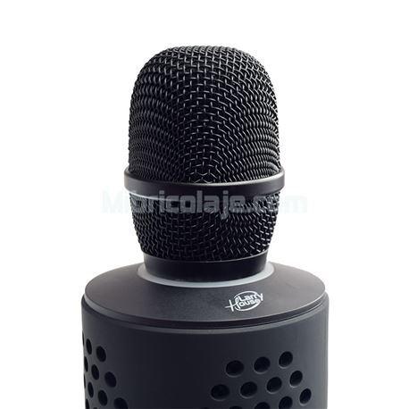 Micr/ófono Micr/ófono Vocal, Din/ámico, Al/ámbrico, XLR-3, 2,8 m, Negro Trevi EM 21