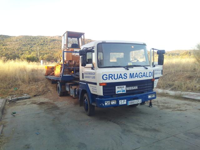 GRUAS MAGALDI - foto 1