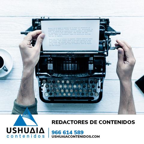 -REDACTORES PROFESIONALES ESPECIALIZADOS - foto 1