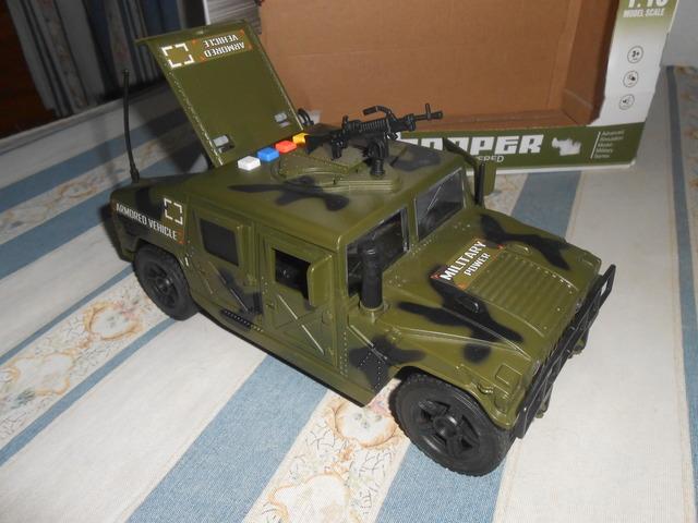 Hummer H1 Llavero SUV 4X4 SUV Base Humvee Limited