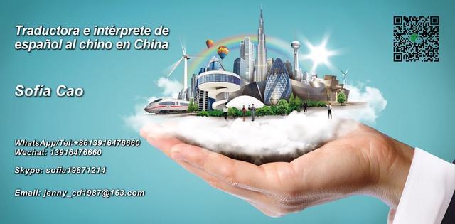 GUÍA Y TRADUCTORA EN CHINA - foto 1
