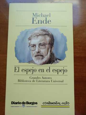 EL ESPEJO EN EL ESPEJO.  MICHAEL ENDE - foto 1