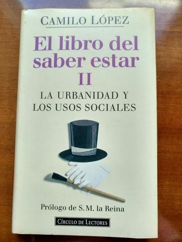 EL LIBRO DEL SABER ESTAR 2.  CAMILO LÓPEZ - foto 1
