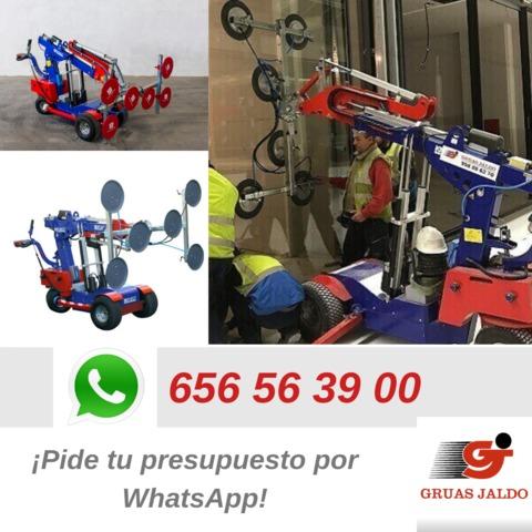 SERVICIO DE ROBOTS CRISTALERO VENTOSA - foto 1