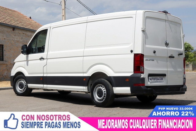 VOLKSWAGEN - CRAFTER 2. 0 TDI 35BM AUTOMATIC - foto 4