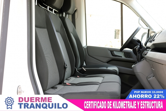 VOLKSWAGEN - CRAFTER 2. 0 TDI 35BM AUTOMATIC - foto 9