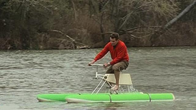 reducere mare intreaga colectie aspect nou MIL ANUNCIOS.COM - Hidro bicicleta..bici acuática