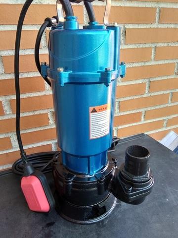 BOMBA AGUA SUMERGIBLE 2CV 30.  000L/H - foto 1