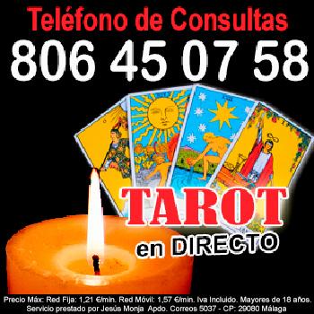 CONSULTA LÍNEA DE TAROT - foto 1