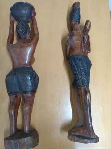 Mil Anuncioscom Figura Madera Africana Segunda Mano Y Anuncios