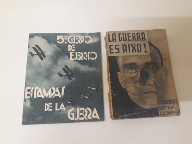 Libro Foto Guerra Civil Española