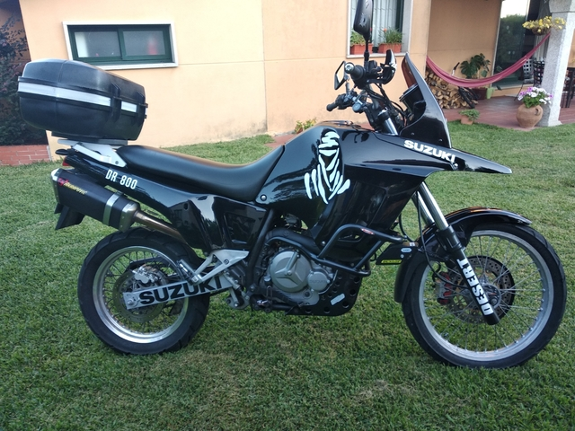 SUZUKI - DR 800 S - DR800S - foto 1