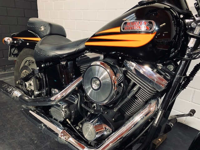 HARLEY DAVIDSON - SPRINGER BAD BOY - foto 3