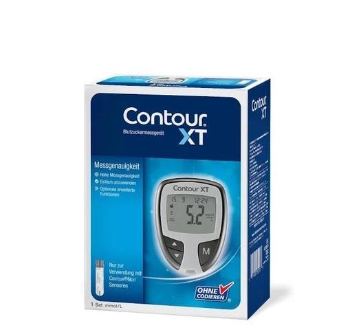 tornillo de máquina para medir la diabetes