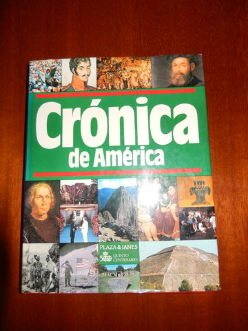 CRÓNICA DE AMÉRICA.  PLAZA & JANES - foto 1