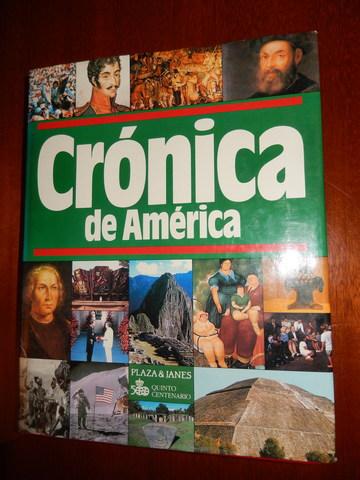 CRÓNICA DE AMÉRICA.  PLAZA & JANES - foto 2