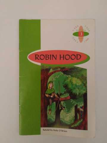ROBIN HOOD BURLINGTON BOOKS - foto 1