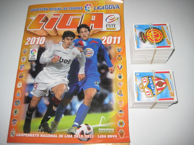 Ligag Este 2010-11:  Coleccion Completa