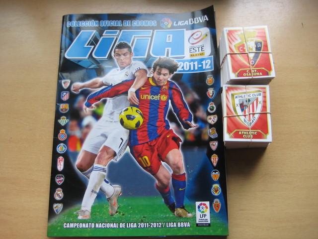 Liga Este 2011-12:  Coleccion Completa