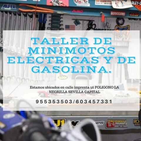 TALLER DE REPARACIÓN MINIMOTOS Y QUADS - foto 1