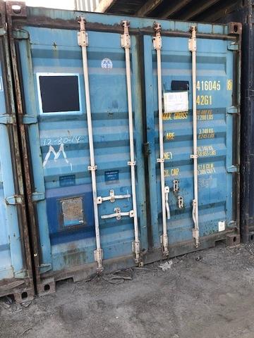 CONTAINER BARCO 40PIES HC LAS PALMAS - foto 2